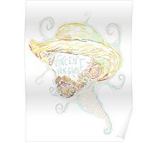 Vincent Van Ghost  Poster