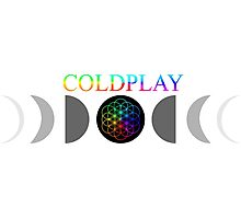 Coldplay4 Photographic Print