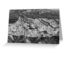 Manly Beacon - Monochrome Greeting Card