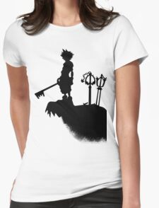Key stone Womens Fitted T-Shirt