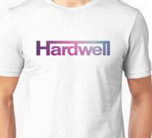 Hardwell - Blue Violet Color Unisex T-Shirt