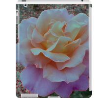 A Rose with a Difference iPad Case/Skin