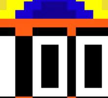 Keep it 100- Pixels Sticker