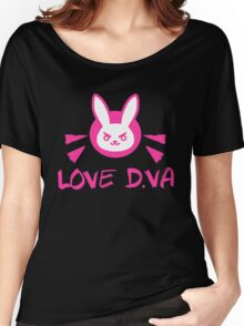 OVERWATCH DVA Women's Relaxed Fit T-Shirt