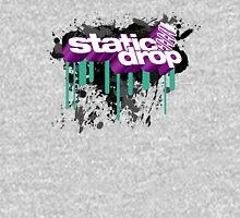 Static Drop 3D (3) Unisex T-Shirt