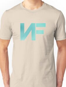 NF - Turquoise Color Unisex T-Shirt