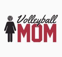 Volleyball Mom by nektarinchen