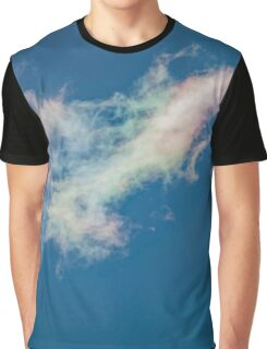 Colorful Cloud | Fire Island, New York Graphic T-Shirt