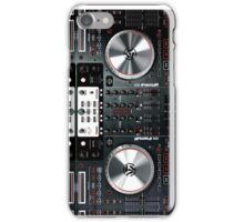 DJ Turntable iPhone Case/Skin