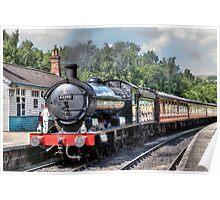 63395 - Q6 Class Locomotive Poster