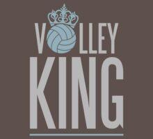 Volley King by nektarinchen