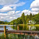 Loch Ard,Kinlochard,The Trossachs,Scotland by Jim Wilson