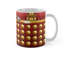 Red and Gold Dalek Supreme Mug Mug