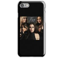 Fifth Harmony 7/27 tour iPhone Case/Skin