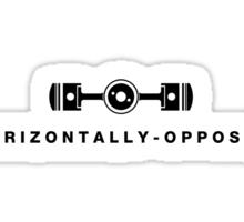 Boxer Engine (1) Sticker