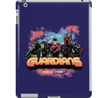 Retro Guardians iPad Case/Skin