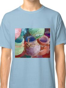 Hanging Pottery jars Classic T-Shirt