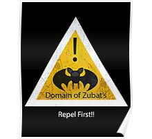 Repel First!! Poster