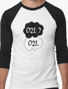 O2L 1 Men's Baseball ¾ T-Shirt
