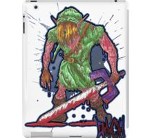 Post-Battle Link iPad Case/Skin