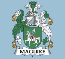Maguire Coat of Arms (Irish) Kids Clothes