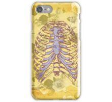 OS ET DES FLEURS iPhone Case/Skin