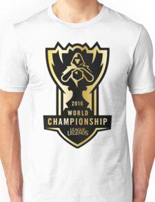 League of Legends 2016 Unisex T-Shirt