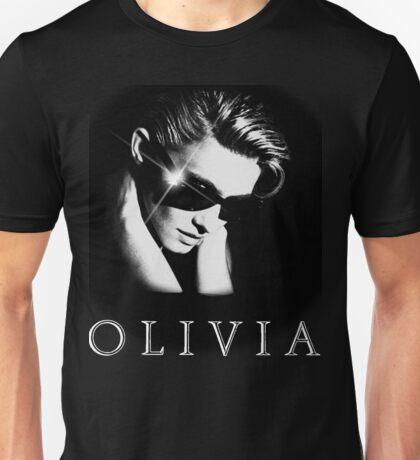 Olivia Newton-John - 1980's - Two Of A Kind Unisex T-Shirt