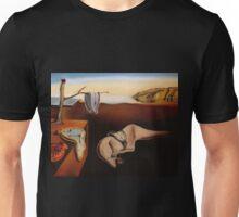 Art Heaux: Dali's Persistence of Memory Unisex T-Shirt