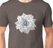 Flowers Gray - Beauty One Unisex T-Shirt