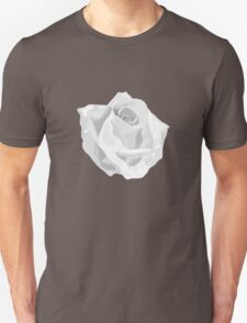 Flowers Gray - Beauty Three T-Shirt