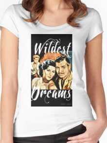 Wildest Dreams  Women's Fitted Scoop T-Shirt