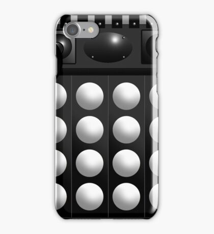 Dalek Supreme Mug iPhone Case/Skin