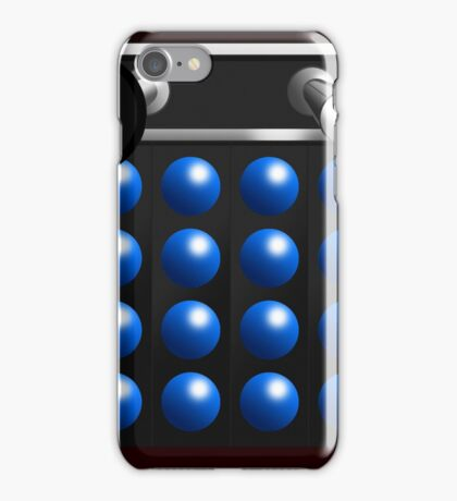 Flying Saucer Dalek Mug iPhone Case/Skin