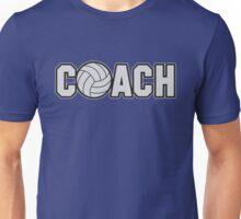 Volleyball Coach Unisex T-Shirt