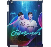 THE CHAINSMOKERS iPad Case/Skin