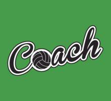 Volleyball Coach by nektarinchen