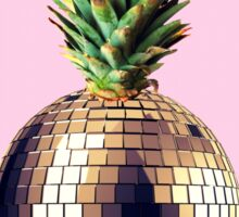 Ananas party (pineapple) pink version Sticker