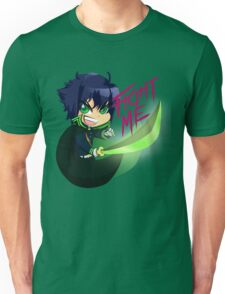 FIGHT ME - Yuu Hyakuya Unisex T-Shirt