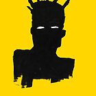 "Basquiat ""Self Portrait"" by Doge21"