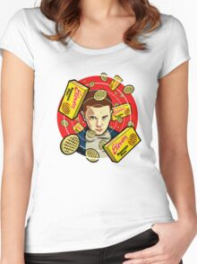 THINGS Women's Fitted Scoop T-Shirt