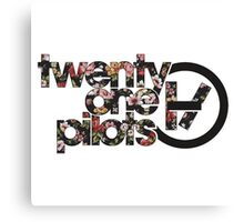 Twenty One Pilots Canvas Print