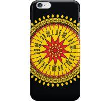 النار والذهب (Fire And Gold)  iPhone Case/Skin
