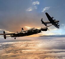 Lancaster Duo  by J Biggadike
