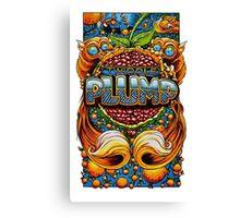 TWIDDLE FESTIVELY PLUMP 2016 SUMMER TOUR Canvas Print