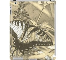 Morning Tiger Sumi-e iPad Case/Skin