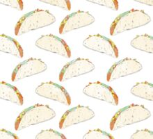 TACO PARTY!!! Sticker