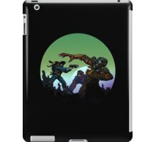 Giants print iPad Case/Skin