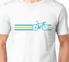 Bike Stripes Kazakhstan v2 Unisex T-Shirt