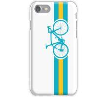Bike Stripes Kazakhstan iPhone Case/Skin